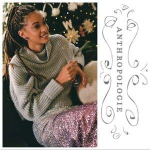 NWT Maeve Athena Cowl Neck Sweater